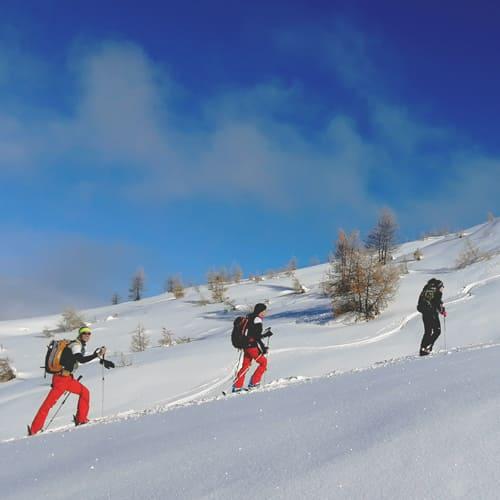 Escursioni e Tour di sci alpinismo in Val Pellice, Piemonte